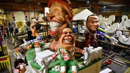 Vijf tips voor dit weekend: The Sore Losers, de grootste indoor rommelmarkt en Dendermonde Carnaval