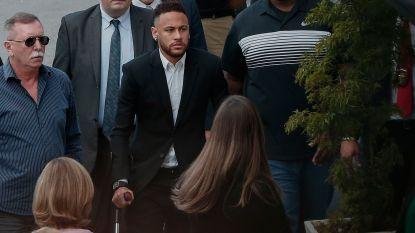 """Neymar na verhoor verkrachtingszaak: """"De waarheid komt boven tafel"""""""