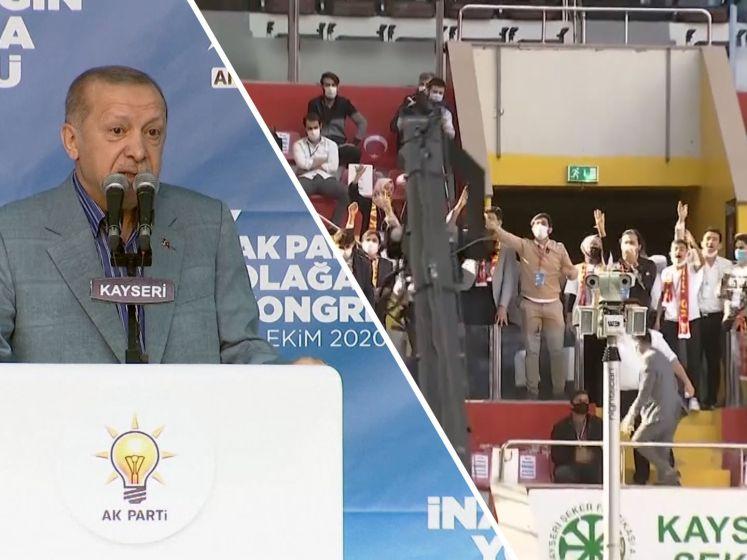 Erdogan over Macron: 'Behandeling nodig voor zijn geestelijke gezondheid'