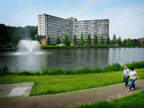 'Galerijvloer Papendrechtse Sterflat niet veilig door betonrot'