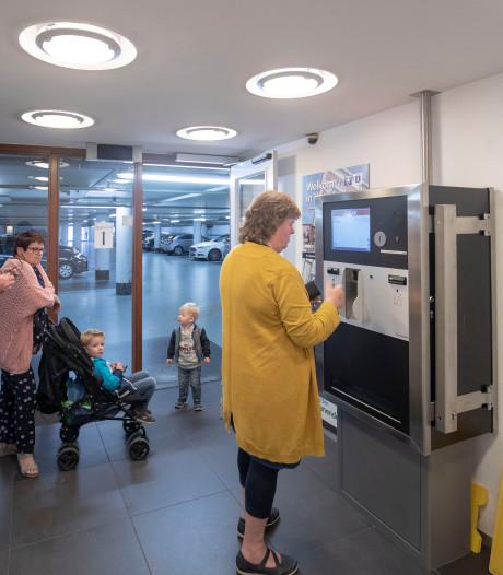 Streep door gratis parkeervergunning in Veenendaal