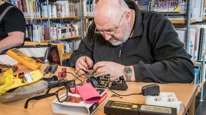 Repair Café in RSL Op Post