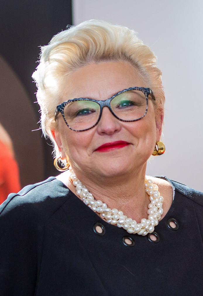 Schepen van Onderwijs Ann Soete is optimistisch over de toekomst.