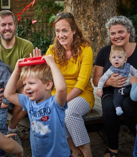 Als je de peperdure manager van de crèche zat bent: deze Rotterdamse ouders begonnen zélf een opvang