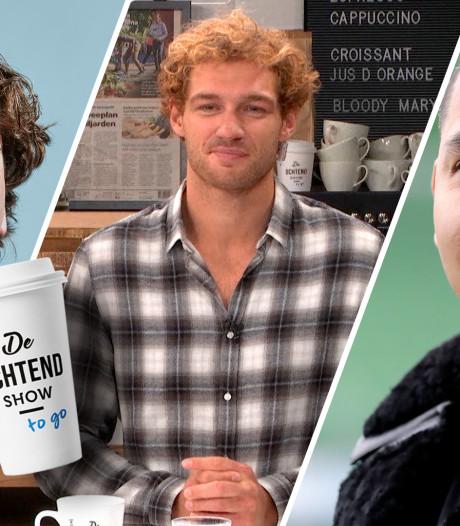Decemberuitgaven en Dominic Seldis in De Ochtend Show to go