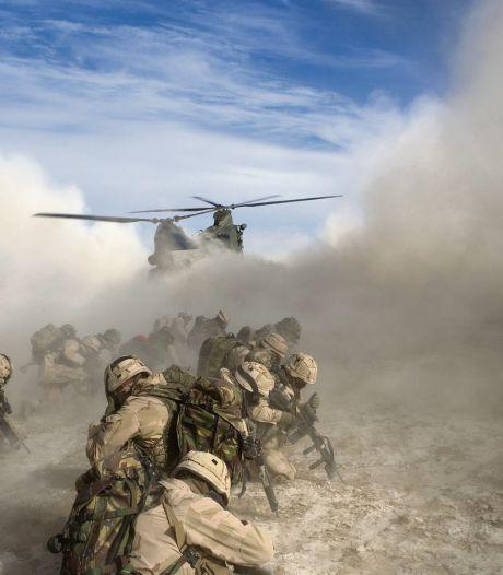 Getraumatiseerde veteraan vecht voor erkenning en compensatie