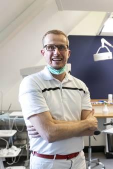 Marc, die praktijk opent in Nijverdal, wilde altijd al tandarts worden: 'Enige vak dat ik kan uitoefenen'