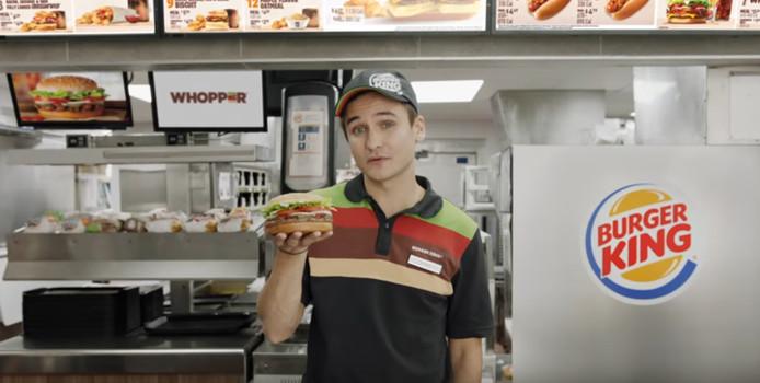 Burger King ruikt kansen in Rotterdam: de stad is populair en snacks ook.