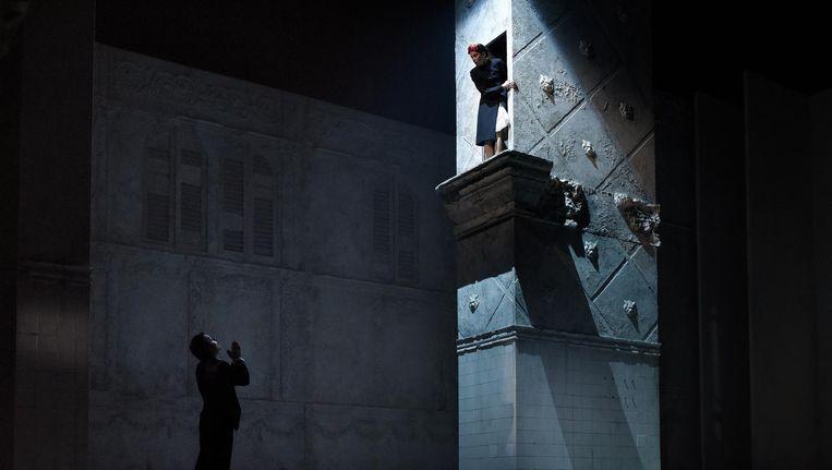 Roméo et Juliette in de regie van Éric Ruf, dit weekeinde in drie Nederlandse bioscopen, Engels ondertiteld. Beeld Vincent Pontet