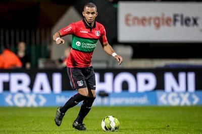 Breinburg keert terug in de NEC-selectie tegen FC Oss, maar Jansen speelt