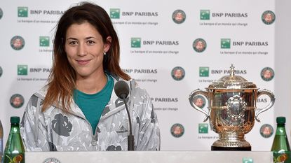 "Muguruza: ""Als klein meisje droomde ik ervan om Roland-Garros te winnen"""