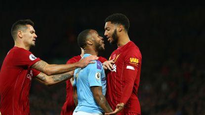 "Engelse kraker zindert na: bondscoach Southgate schorst Sterling (Man City) ""nadat hij Gomez (Liverpool) bij nekvel grijpt op training"""