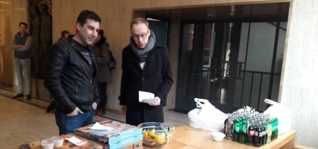 Sokken voor maaltijdbezorgers Enschede