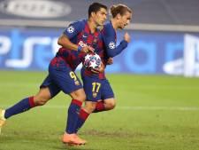 LIVE | Suárez brengt spanning weer een beetje terug tegen oppermachtig Bayern München