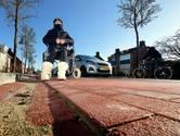 Alarm over gerenoveerde straat in Sprundel: 'Hier fietsen is gevaarlijk'