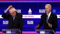 Bernie Sanders kop van jut op tv-debat Democraten