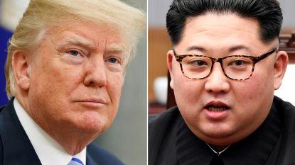 "Trump: ""Grote kans dat ontmoeting met Kim Jong-un wordt uitgesteld"""