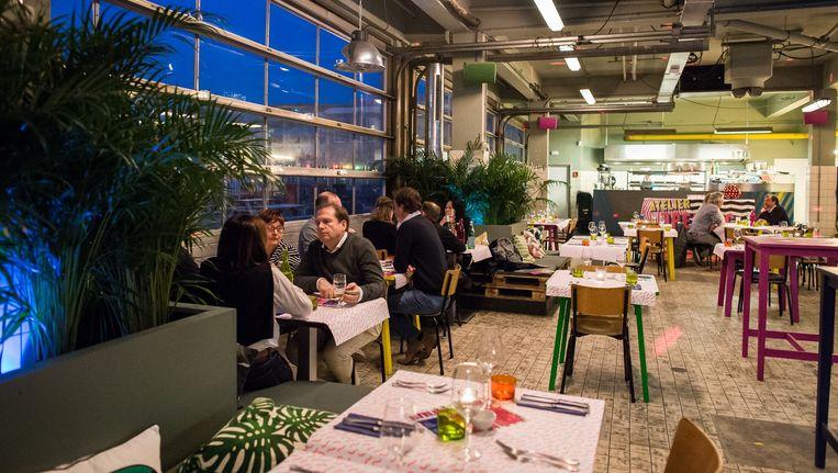 Restaurant Atelier Beeld Mats van Soolingen