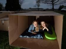 Buiten slapen in een kartonnen doos: 'niets bij het lot van ondervoede kinderen in Oeganda'