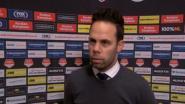 Trainer Den Bosch doet aangifte van bedreiging en slaapt niet in eigen woonst na match die ontsierd werd door racisme