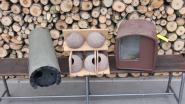 Straks nestkasten voor huiszwaluwen, torenvalken en steenuilen op golf Ter Hille