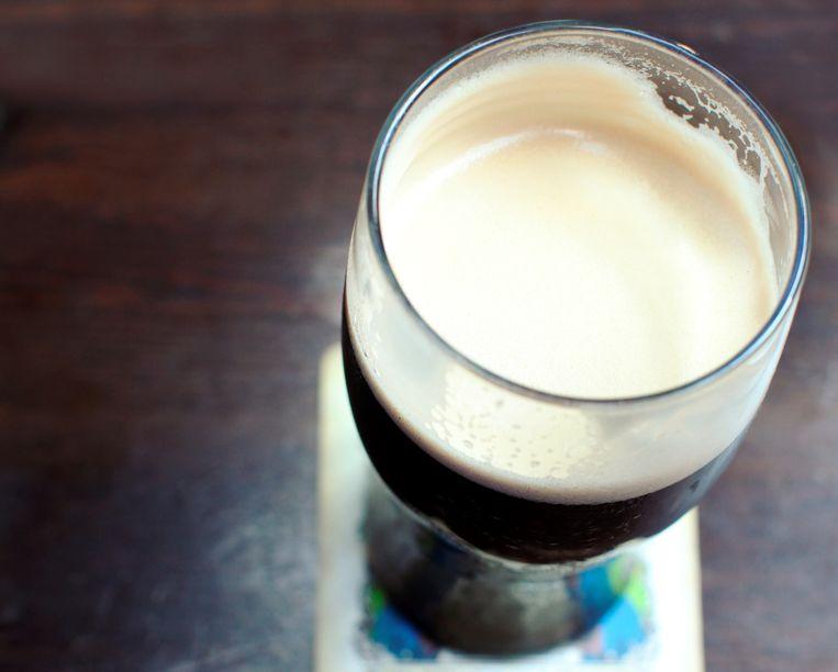 Een Ierse pint. Beeld Hollandse Hoogte