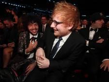 Jarige Ed Sheeran deelt weer nieuw nummer