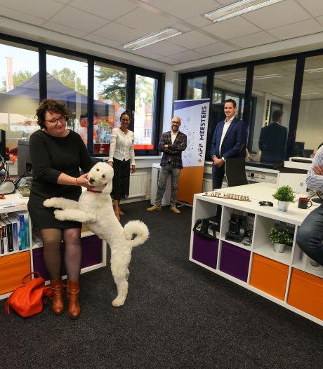 Van elkaar leren in nieuwe vestiging Flexizone in Eindhoven
