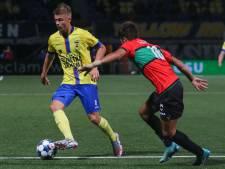 NEC verliest door handsbal en rake strafschop bij Cambuur
