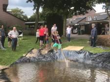 Jarige Renkumse bewonersvereniging Fluitersmaat na 40 jaar nog springlevend