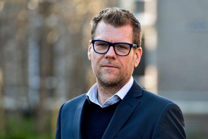 Ruud van Eeten, directeur Cultuurcentra Oisterwijk Moergestel (Tiliander en Den Boogaard).