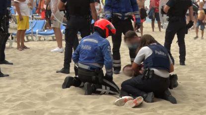 17-jarige die opgepakt werd na rellen Blankenberge opnieuw gearresteerd in Schaarbeek: twee agenten verwond bij arrestatie