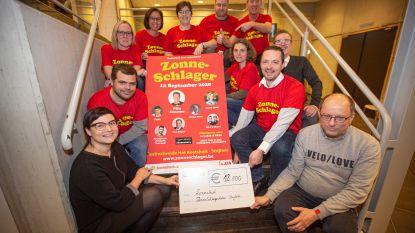 Strijtemse buren schenken 18.000 euro aan Zonnelied