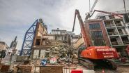 Gewezen hotel Belfort en school Broelkant gesloopt