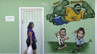 """Ronaldo hoopt op steun van Brazilianen: """"In allermoeilijkste groep"""""""