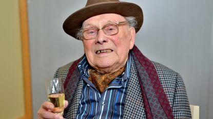 Levensgenieter Jean Roosemont viert honderdste verjaardag in Sint-Pieters-Leeuw