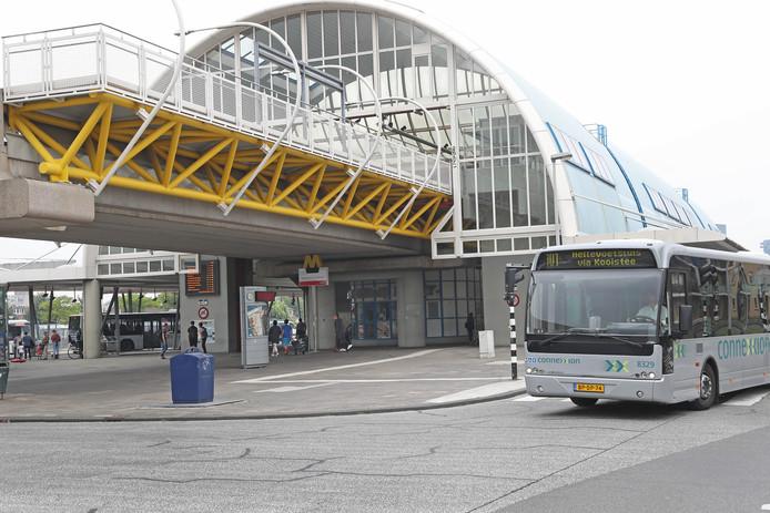 De metro rijdt nu tot Spijkenisse.