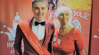 Zaterdag debuteren Cédric en Peggy op het Oenstellingsgala: Maak kennis met het nieuwe Hofmaarschalkenpaar