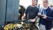 VIDEO. Daar zijn ze weer: de eerste oogst Zeeuwse mosselen is boven water gehaald