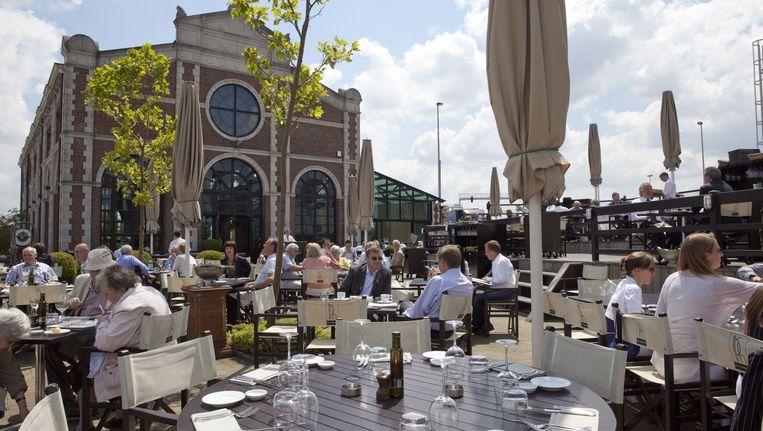 Het Pomphuis in Antwerpen.