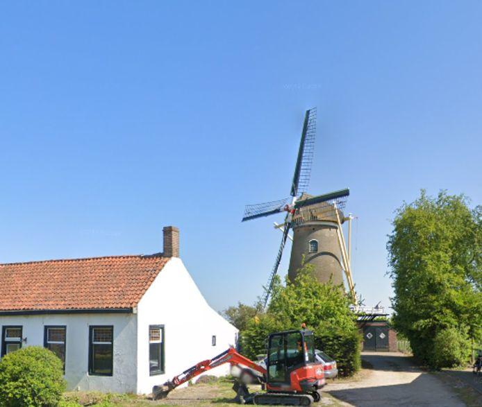 Molen D'Arke in Oostkapelle kan een plaats worden waar toeristen informatie krijgen over de streek.