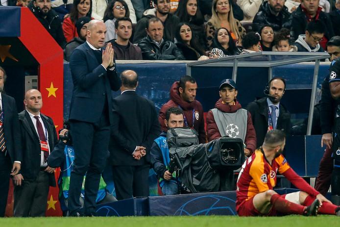 Un partage mérité et nécessaire pour Philippe Clement et le Club de Bruges.