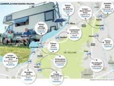 Dringend meer camperparken nodig op de Noordwest-Veluwe