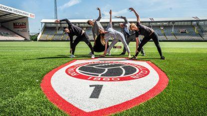Bosuilstadion wordt yogatempel voor één dag