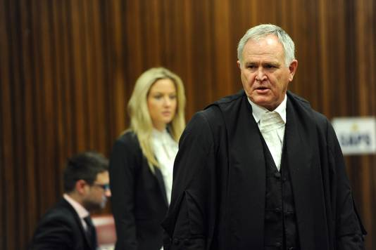 Barry Roux.