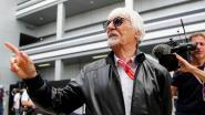 """Voormalig F1-baas Bernie Ecclestone in verdediging na kritiek op 'ongeschoolde' uitspraken: """"Niet mijn schuld dat ik wit ben"""""""