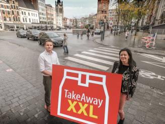 """Kortrijk roept inwoners op om één keer per week takeaway te bestellen en rolt steunplan voor horeca- en eventsector uit: """"We rechten onze rug"""""""
