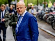 Minister Grapperhaus: Boeren mogen morgen niet naar Binnenhof