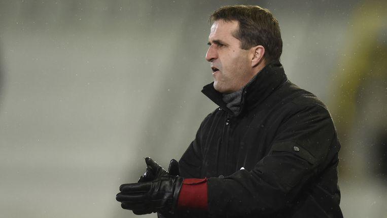 Van Geneugden was in het Waasland nog maar aan zijn eerste seizoen bezig, maar mag nu alweer uitkijken naar een nieuwe werkgever.