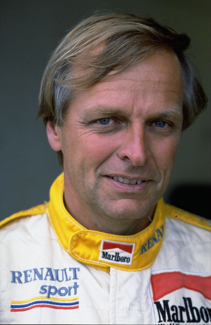 Michael Bleekemolen in 1998.